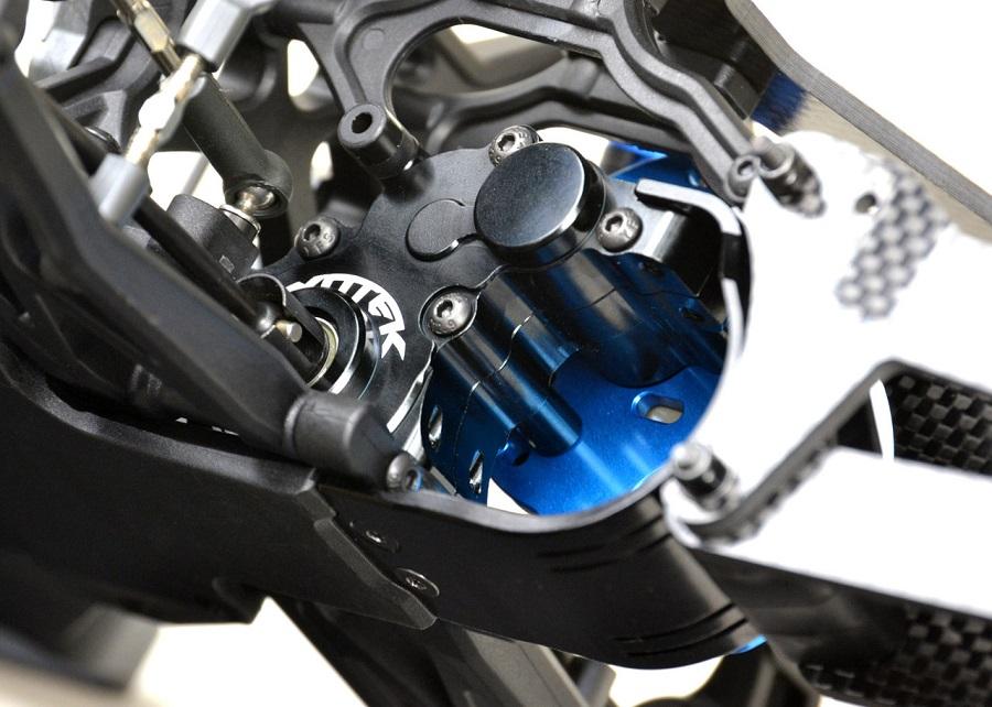 Exotek Alloy Gear Box For The Team Associated DR10 & DB10