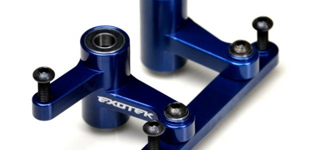 Exotek Steering Set For Traxxas 2wd Vehicles