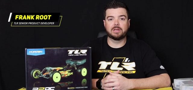 How To Win Video Series For The TLR 22 5.0 DC Race Roller [VIDEO]