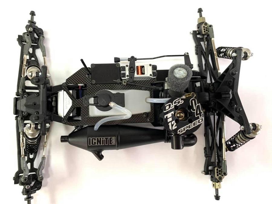 Ignite Design TLR 22T 4.0 Gas Truck Conversion Kit