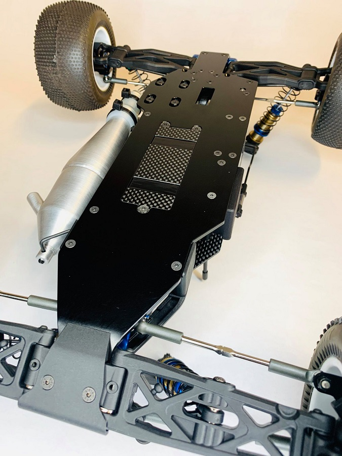 Ignite Design Team Associated T6.2/T6.1 Gas Truck Conversion Kit