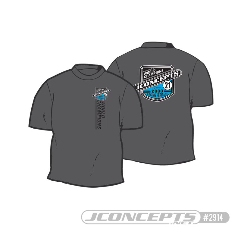 JConcepts Heritage 21 T-Shirt & Hoodie Sweatshirt