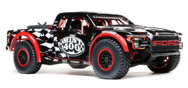Losi 1/10 Mint 400 Ford Raptor Baja Rey LE 4WD RTR [VIDEO]
