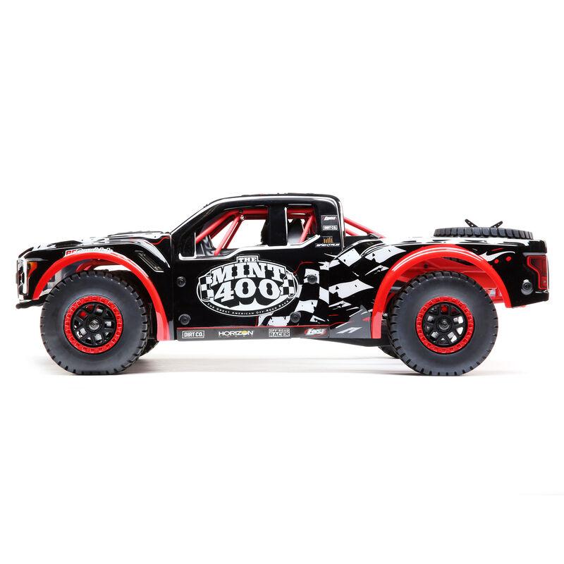 Losi 1/10 Mint 400 Ford Raptor Baja Rey LE 4WD RTR