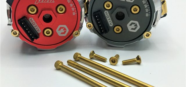 Motiv MC4 Stainless Steel Screw Kit