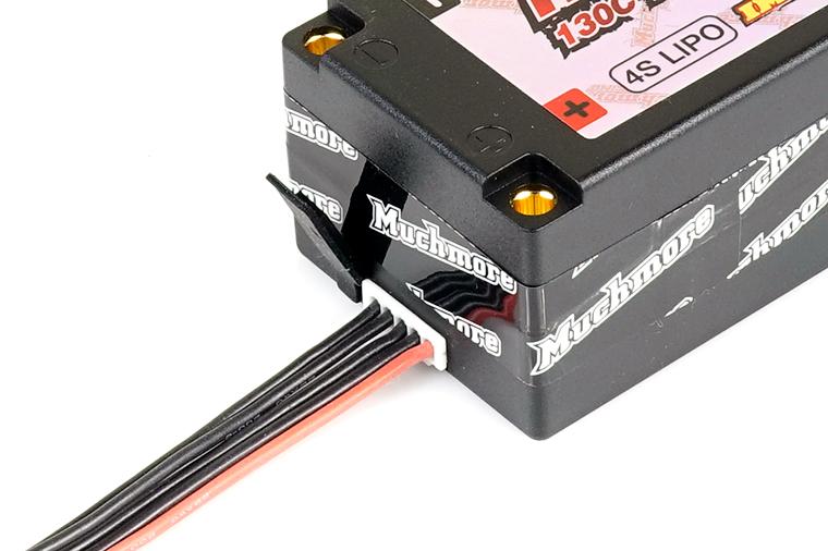Muchmore IMPACT Silicon Graphene FD4 LCG 6000mAh / 14.8V 130C Hard Case