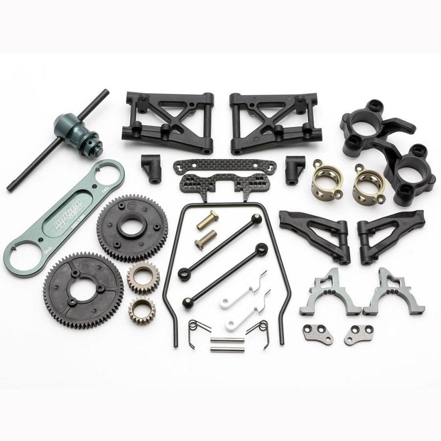 Mugen World Champion MRX6X Conversion Kit