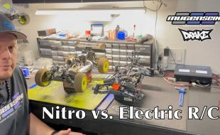 Nitro VS. Electric RC Cars With Mugen's Adam Drake [VIDEO]