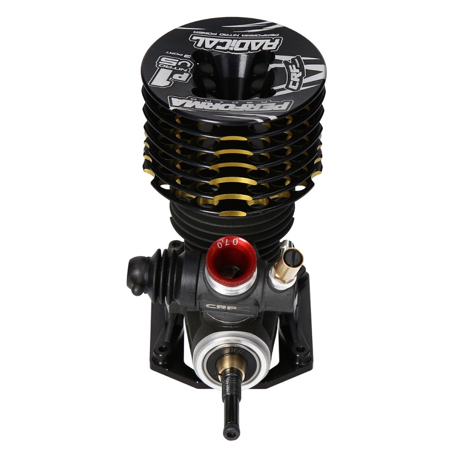 Performa P1 Nitro V5 3 Port Radical Engine