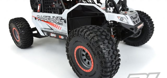 Pro-Line Hyrax XL 2.9″ All Terrain Tires For The Losi Super Rock Rey