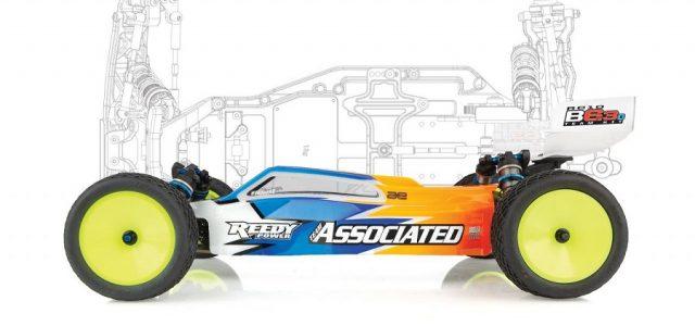 Team Associated RC10B6.3D Team Kit