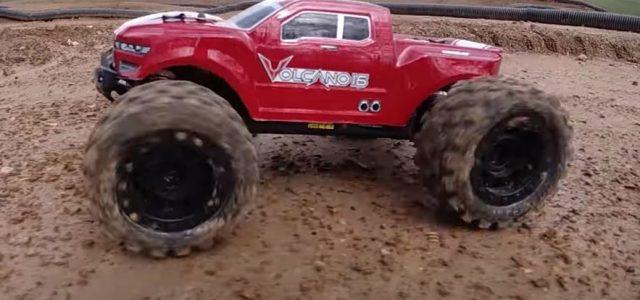 Redcat Volcano-16 Monster Truck [VIDEO]