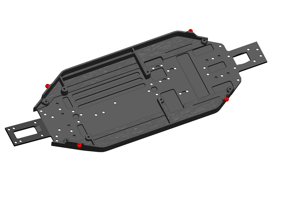Serpent Spyder SRX4 Gen3 110 4wd Buggy