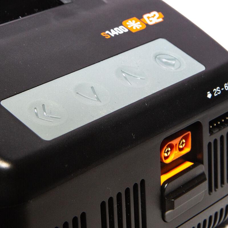 Spektrum S1400 G2 AC 1x400W Smart Charger