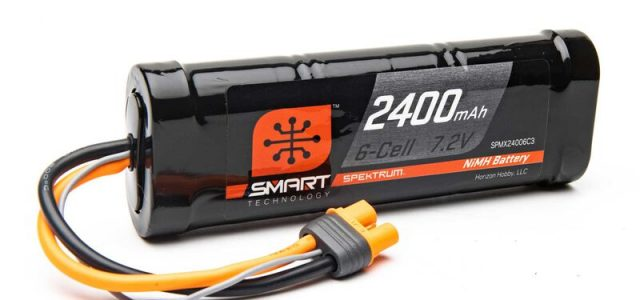 Spektrum Smart NiMH Batteries