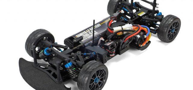 Tamiya 1/10 TA08 PRO Chassis Kit [VIDEO]