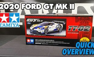 Tamiya 58689 2020 Ford GT Mk II Overview [VIDEO]