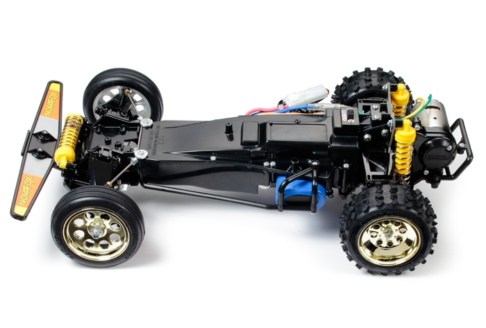 Tamiya Re-Releases Nova Fox 2WD Buggy Kit