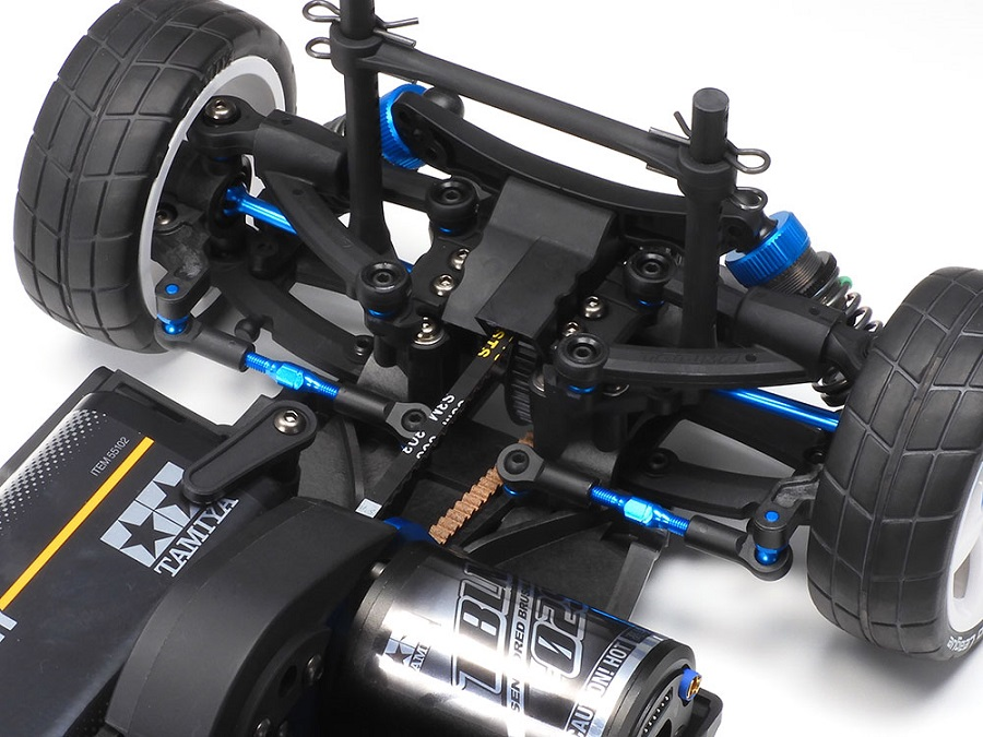 Tamiya TA08 PRO Chassis 1/10 Kit (FULL DETAILS)