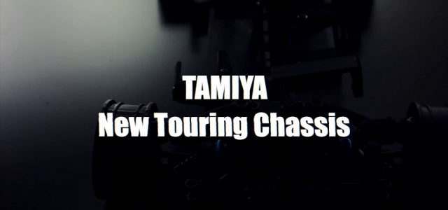 Teaser: Tamiya New Touring Chassis Coming Soon [VIDEO]