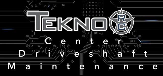 Tekno RC Center Driveshaft Tip [VIDEO]