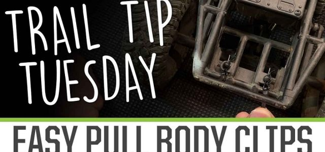 Trail Tip Tuesday: Zip Tie Body Clip Pull Tab [VIDEO]