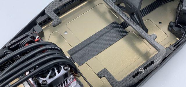 Wallie Builds Sensor Wire Protector Sheet