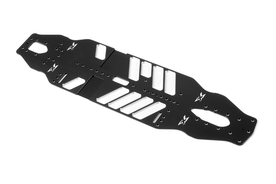 XRAY T4'21 Extra Flex 2.0mm Aluminum Chassis
