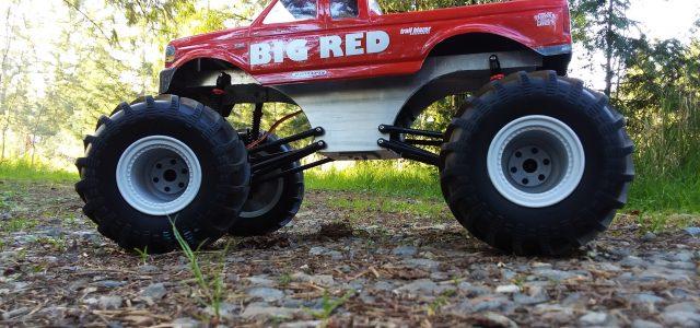 Big Red Monster build