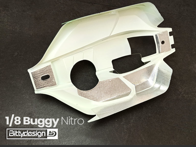 Bittydesign Paint Protection Kit