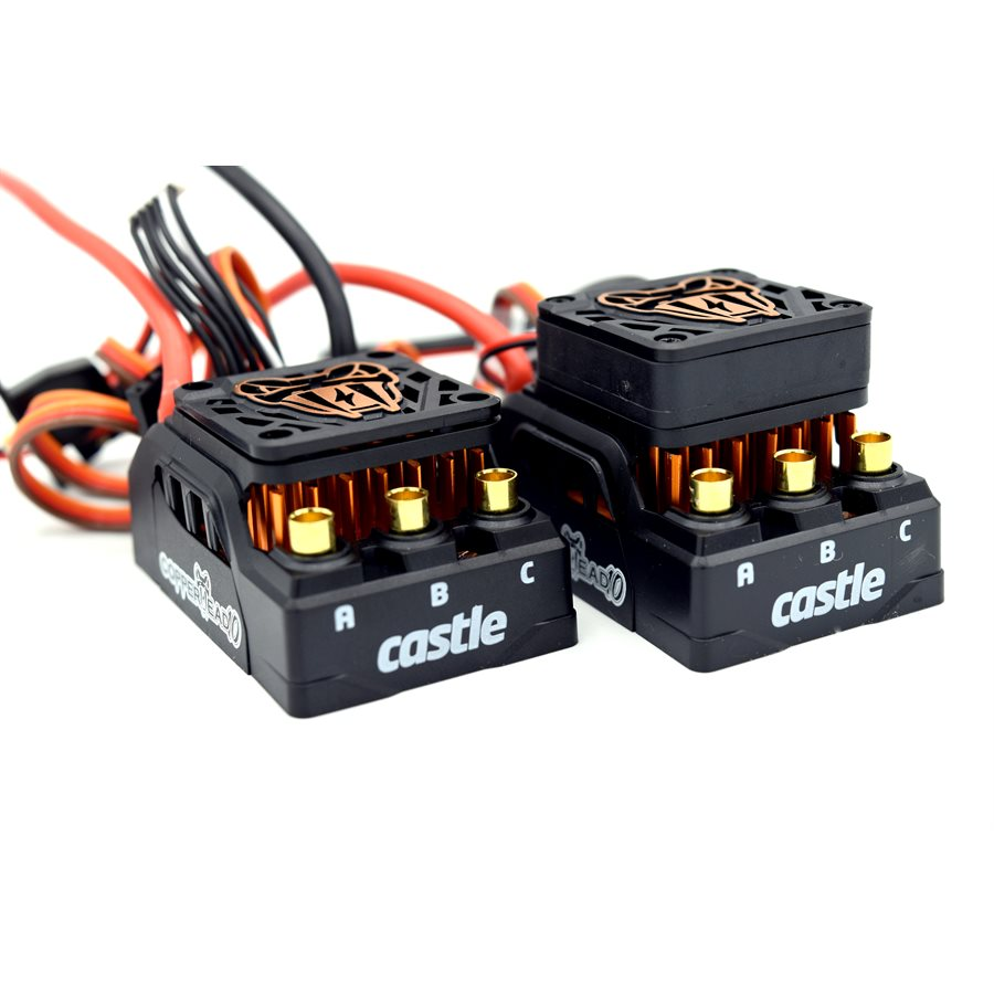 Castle Creations Copperhead 10 1/10 ESC