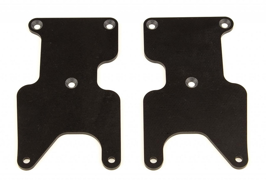 Factory Team G10 2mm Suspension Arm Inserts For The RC8B3.2 & RC8B3.2e