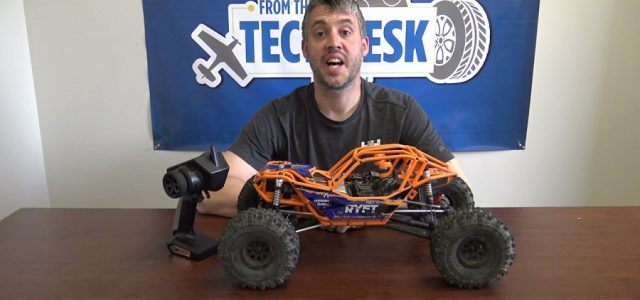 From The Tech Desk How To Video Series On The Axial Ryft [VIDEO]
