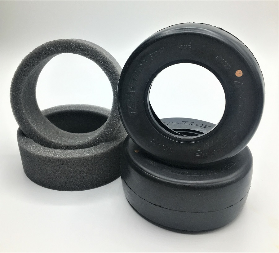 Gravity RC PERMAGRIP Pro-Line Reaction S3 Tires