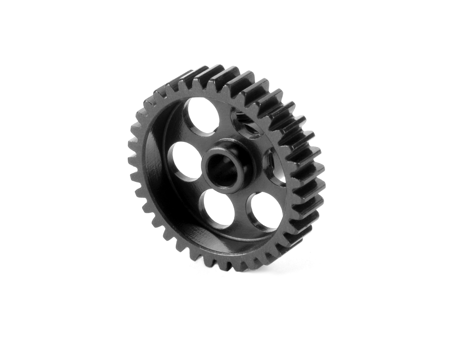 HUDY Alu Hard Coated Ultra-Light Pinion Gears