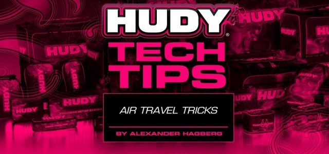 HUDY Tech Tips – Air Travel Trick [VIDEO]