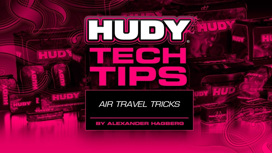 HUDY Tech Tips - Air Travel Trick