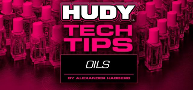 HUDY Tech Tips – HUDY Oils [VIDEO]
