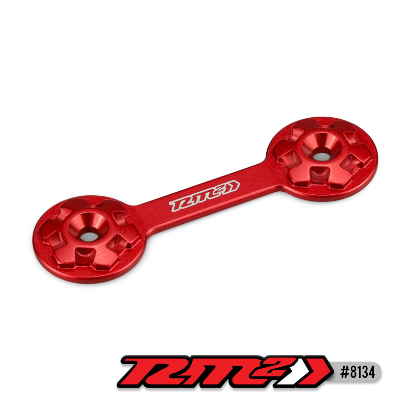 JConcepts RM2 Bridge 1/8 Wing Button