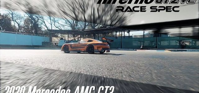 Kyosho Inferno GT2 VE Race Spec 2020 Mercedes-AMG GT3 [VIDEO]