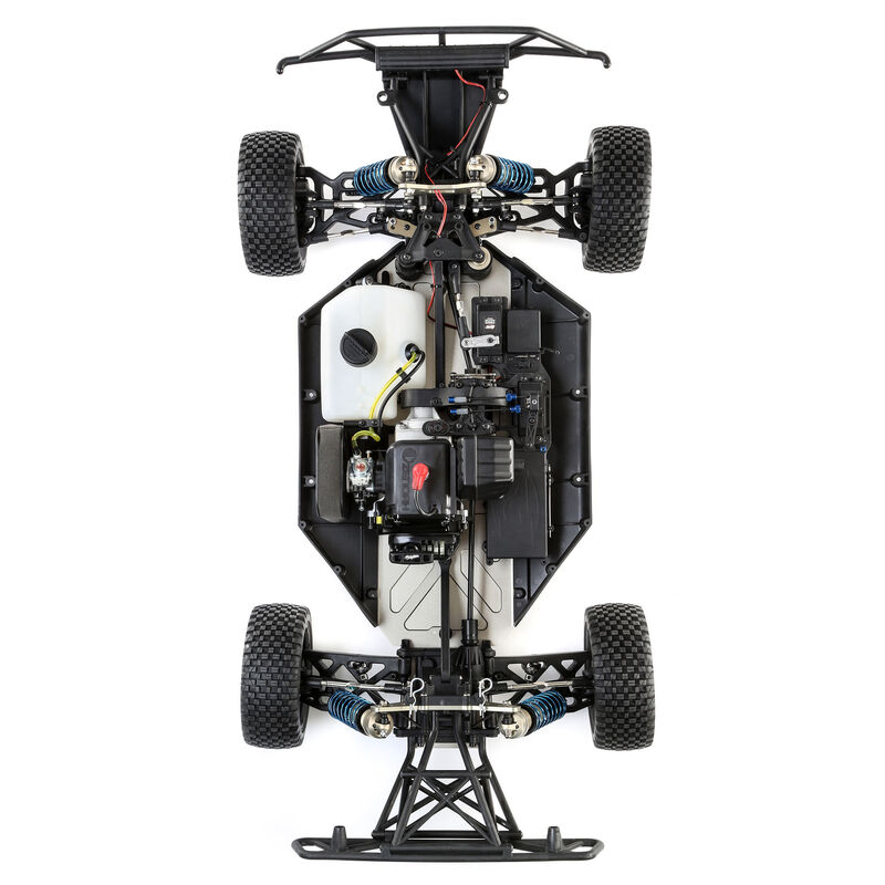 Losi Updates BND 5IVE-T 2.0 15 4WD Short Course Truck With Spektrum 6200A Rx