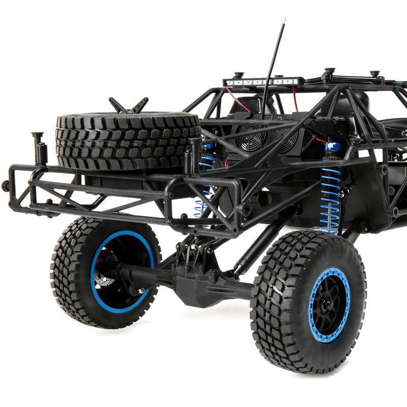 Losi Updates RTR Ford Raptor Baja Rey Desert Racer With Spektrum Smart Electronics
