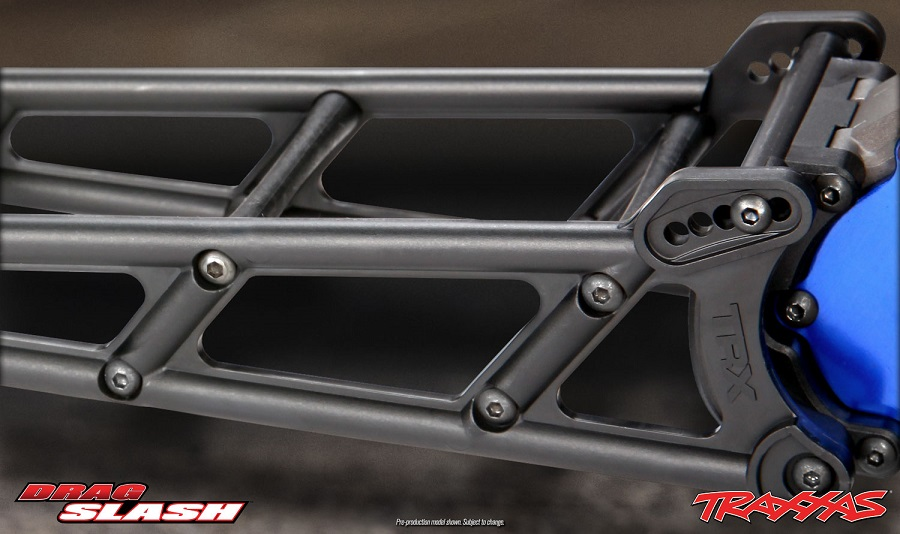 New Photos Released Of The Traxxas Drag Slash