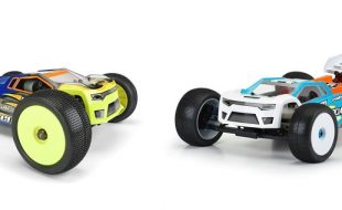 Pro-Line 1/8 Axis T Clear Bodies For The Mugen MBX8T/MBX8T Eco & AE RC8T3.2/RC8T3.2e