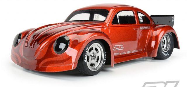 Pro-Line Volkswagen Drag Bug 1/10 Clear Body