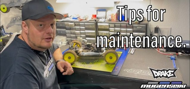 RC Car Maintenance With Mugen's Adam Drake [VIDEO]