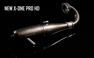 Reds Racing X-ONE PRO Exhaust
