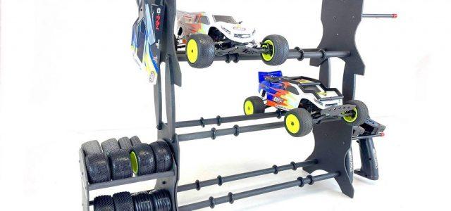 TBR Pro Edition Mini 8 Car Garage