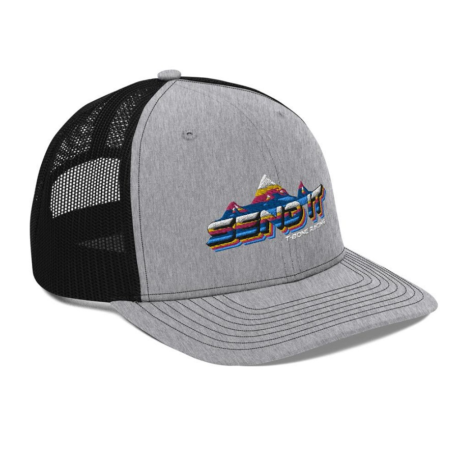 TBR Sent It Vintage Snapback Trucker Hat
