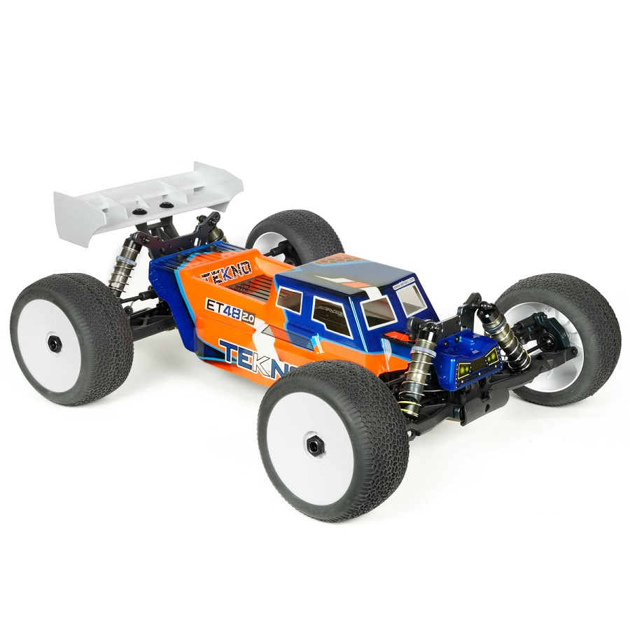 Tekno RC ET48 2.0 1/8 Electric 4WD Off-Road Truggy Kit